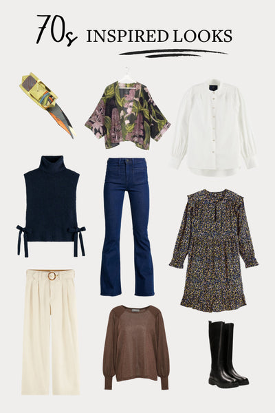 70s inspired outfits