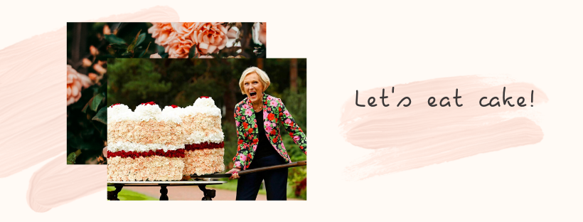 Mary Berry Let's Eat Cake
