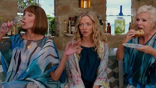 Amanda Seyfried in Mamma Mia Here We Go Again