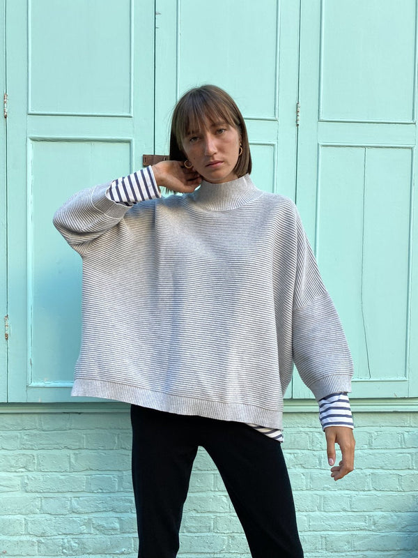 Chalk Vicki Jumper