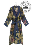 One Hundred Stars Kew Iris Dressing Gown