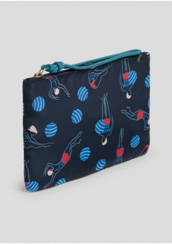 Printed Clutch/Purse | Nice Things