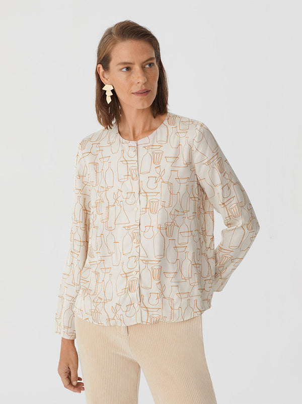 Outline Blouse | Nice Things