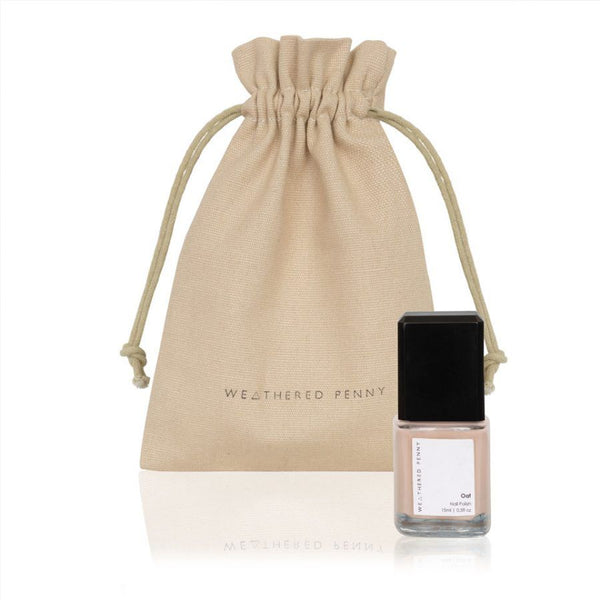 A Weathered Penny Oat Nail Varnish