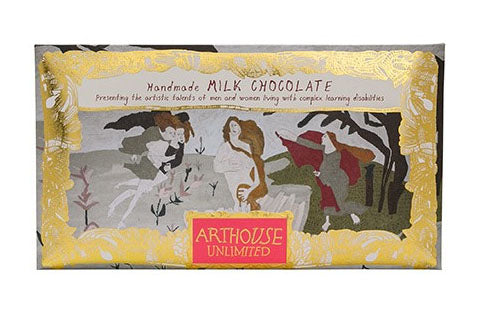 Arthouse Venus Handmade Milk Chocolate
