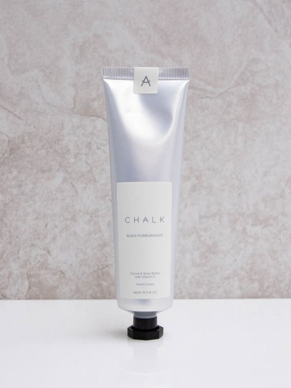 Hand Cream | Black Pomegranate | Chalk | Made in the UK