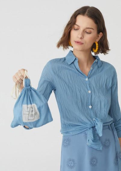 Nice Things 99 Twist and Go Shirt
