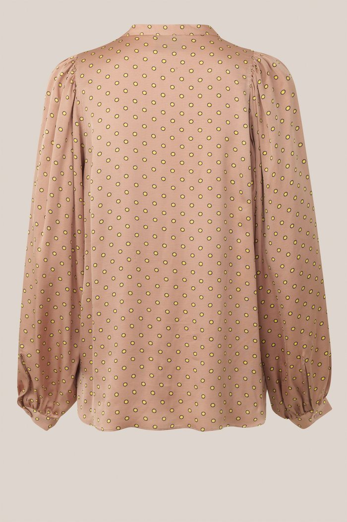 Second Female Berri LS Blouse