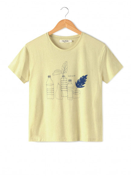 Nice Things Recycled Reuse & Love T-Shirt
