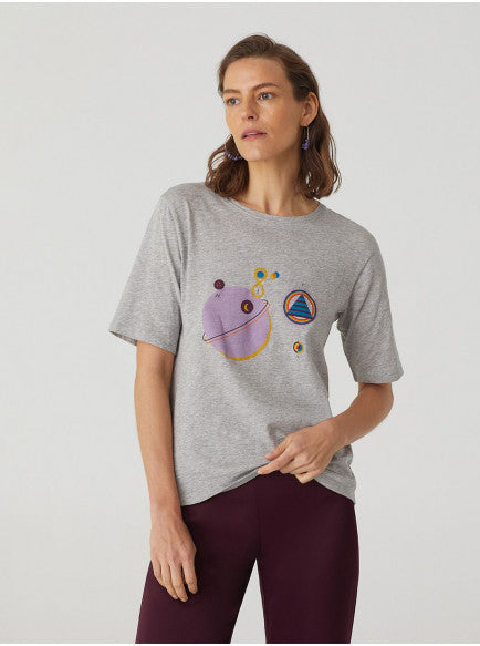 Nice Things Hilma's Planet T-Shirt