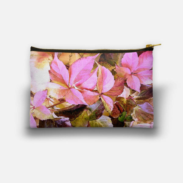 Garden leaves Studio Pouch