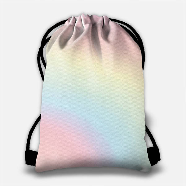 Hologram II Drawstring Bag
