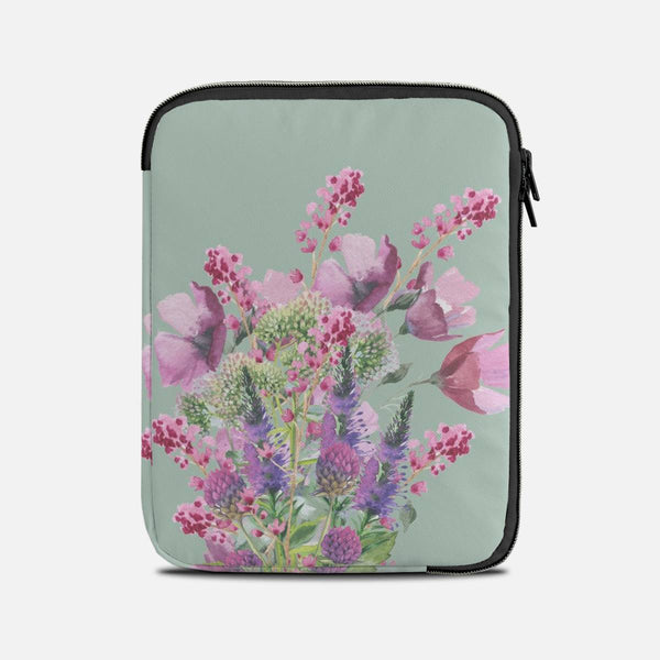 Watercolor bouquet Tablet Sleeves