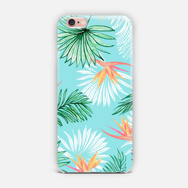 Tropic Palm iPhone Case
