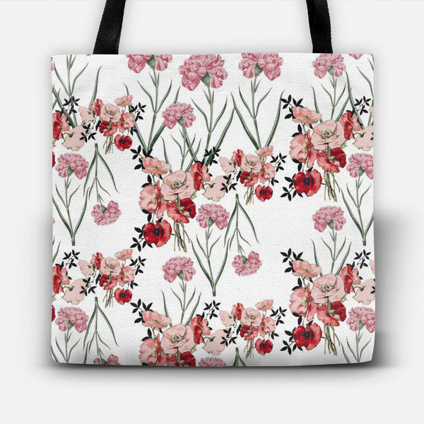 Floral Lovers V2 Tote Bag