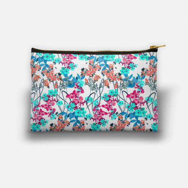 Flower Power Studio Pouch