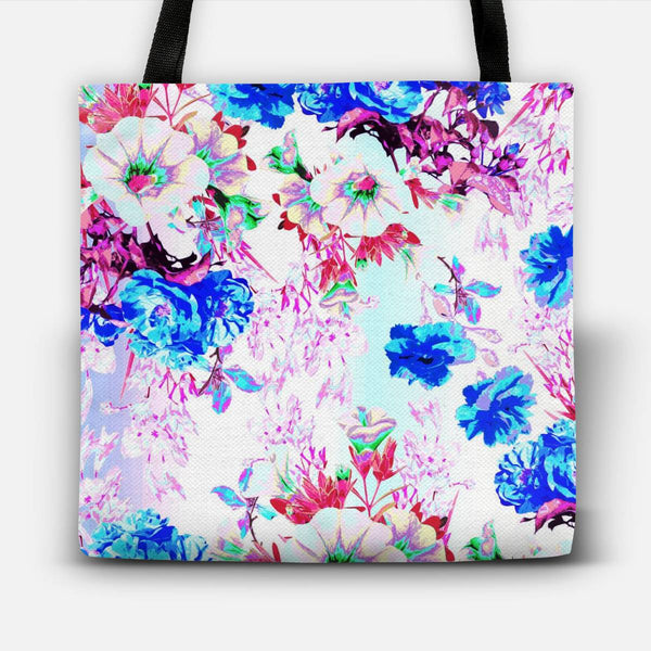 Pretty Botanics Tote Bag