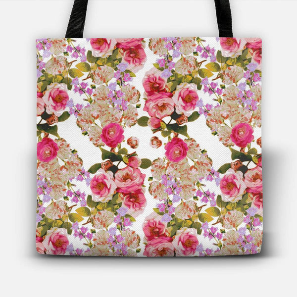 Floral Friends Tote Bag