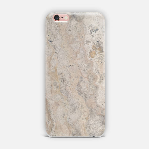 Milk Marble iPhone Case
