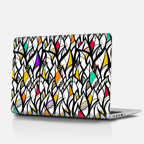 Abstract Color Pattern designed by AlisaRED