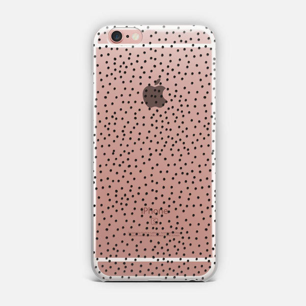 Black Dots Transparent designed by KIND OF STYLE