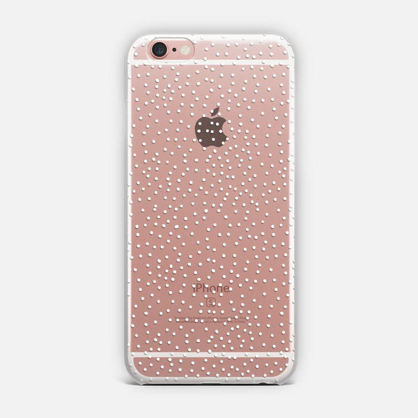 White Dots Transparent designed by KIND OF STYLE
