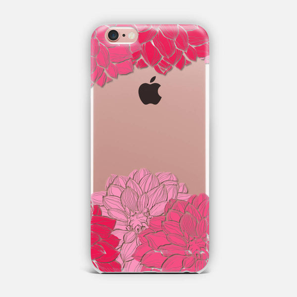 Peonies. iPhone Case