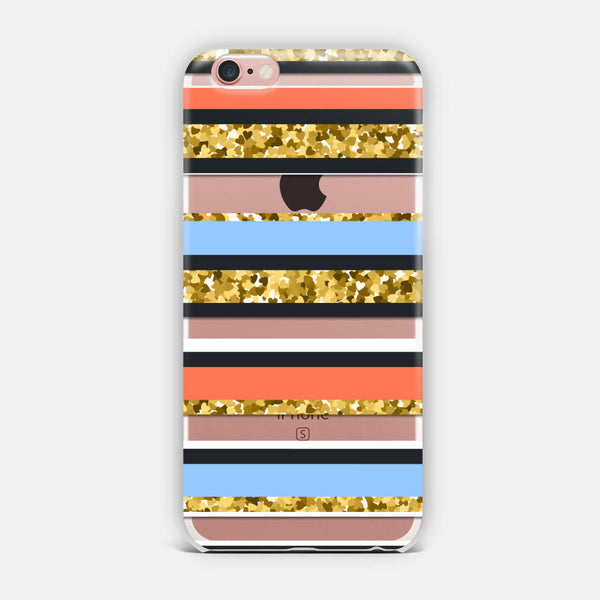 Stripes1. iPhone Case