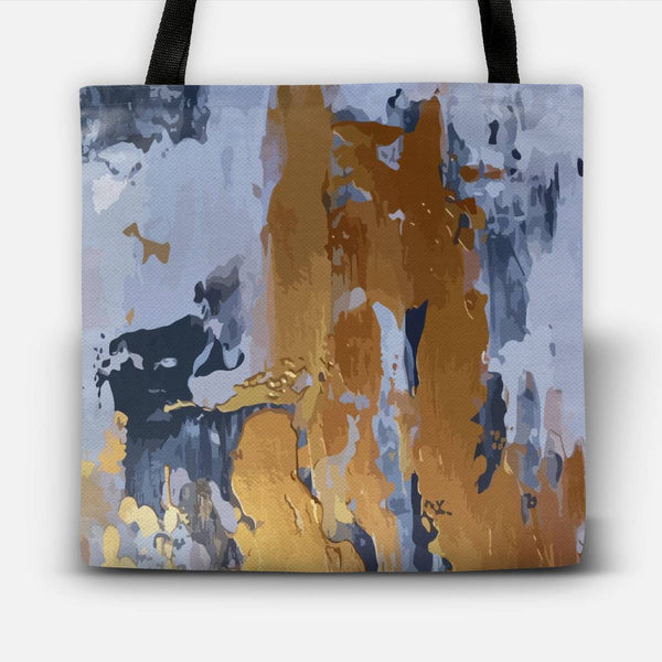 Paint strokes Tote Bag
