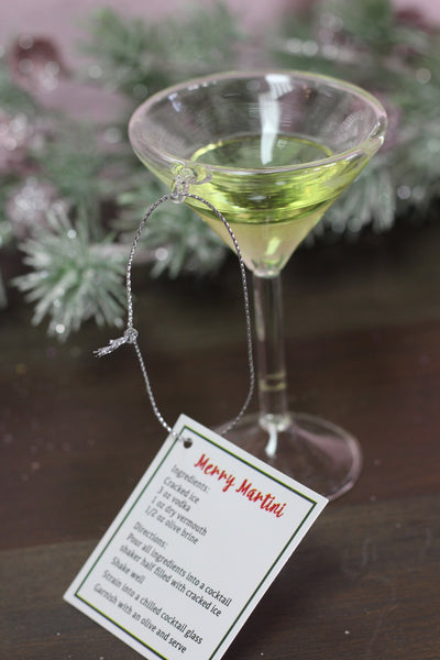 Drink Ornament