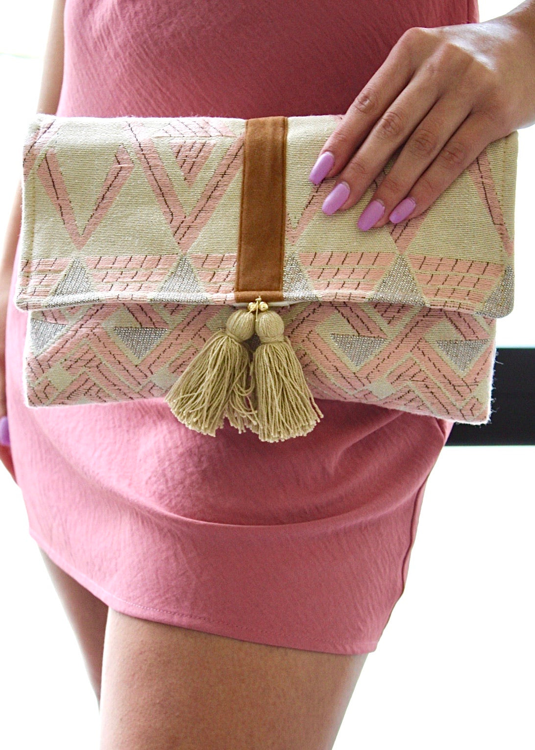 Ashley Clutch/Wristlet
