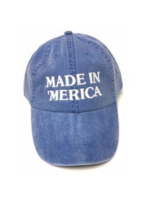 Made in 'Merica Cap