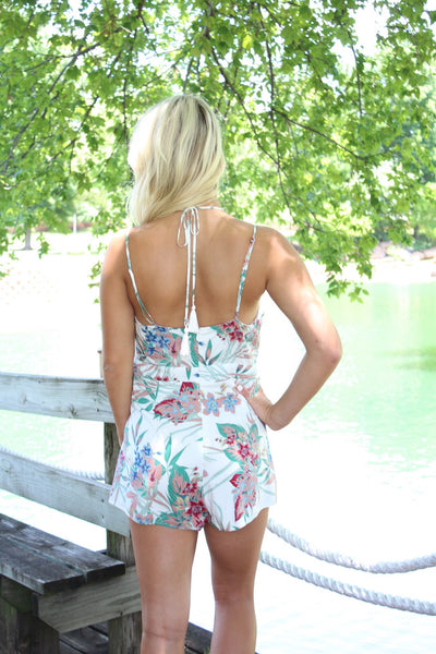 Tropical Dream Romper