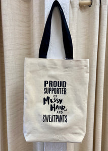 Proud Supporter Tote Bag
