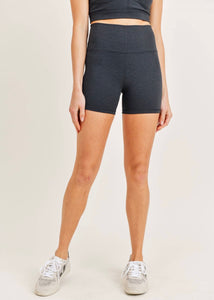 The Starting Line High Waisted Shorts
