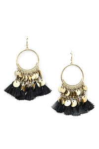 Boho Fashion Earrings