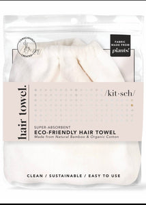 Eco Friendly Hair Towel