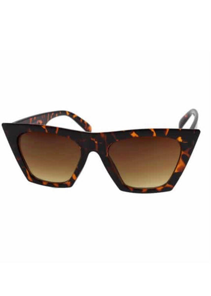 Brooklyn Sunglasses - Tortoise