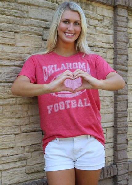 Oklahoma Football Tee