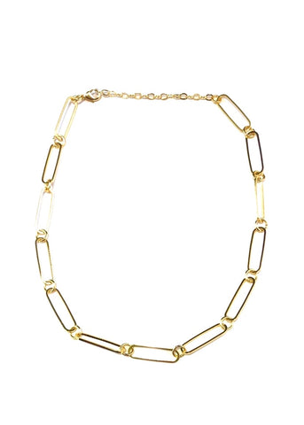 Ellie Choker - Gold