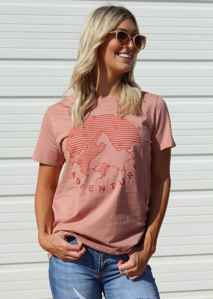 Adventure Graphic Tee