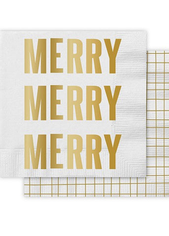 Holiday Collection Napkins