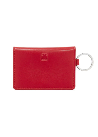 Ossential Leather ID Case - Cherry On TOp