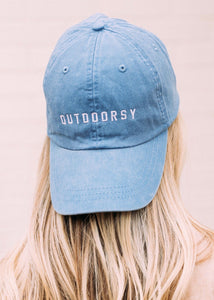 Outdoorsy Hat