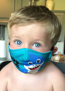 Kids Mask - Baby Shark