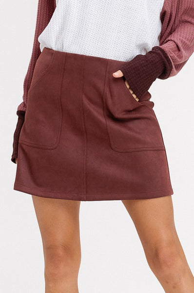Enjoy the Dance Mini Skirt