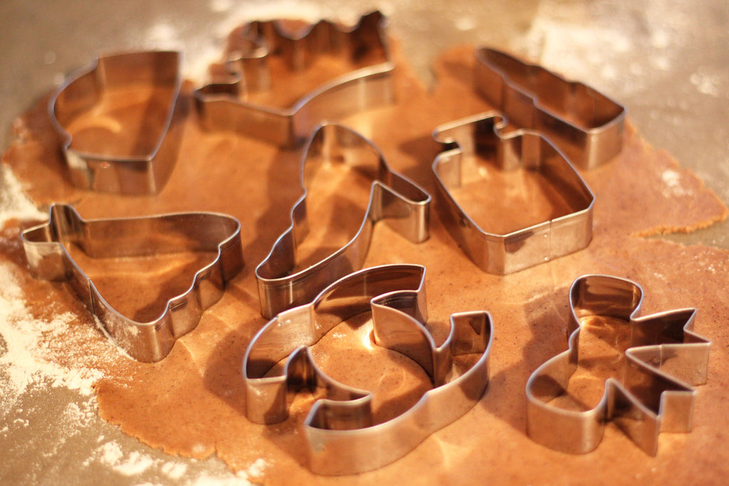 Fashion Cookie Cutters