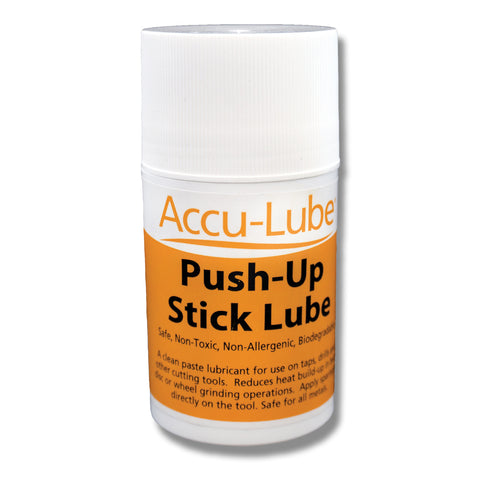 AccuLube Grinding wax