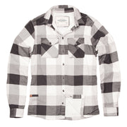 Shop For Men's High Sierra Flannel Shirt - Double Diamond Check - California Cowboy