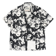 Men's High Water Shirt - Botany Bay Floral, Midnight Navy